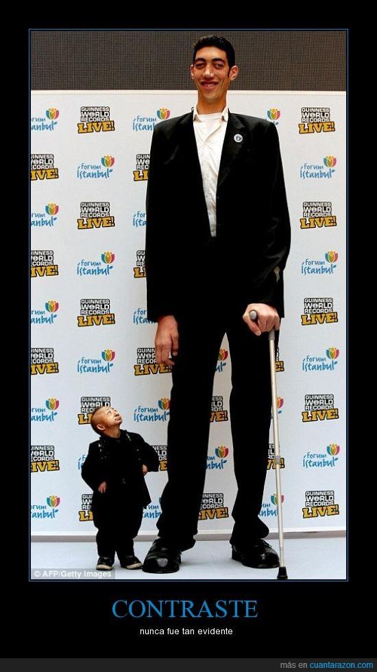 alto,diferencia,hombre,pequeño