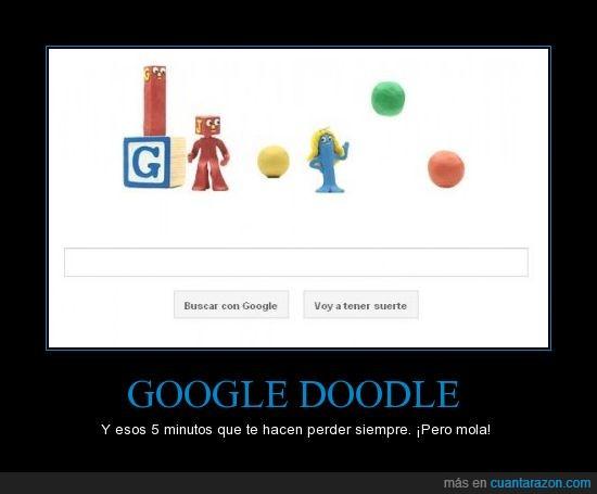 90,Aniversario,Art Clokey,doodle,google,nacimiento