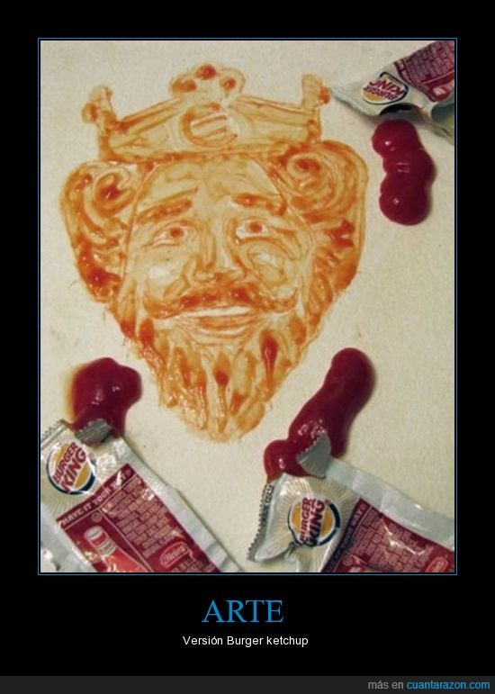 arte,burger king