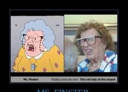 Enlace a MS. FINSTER