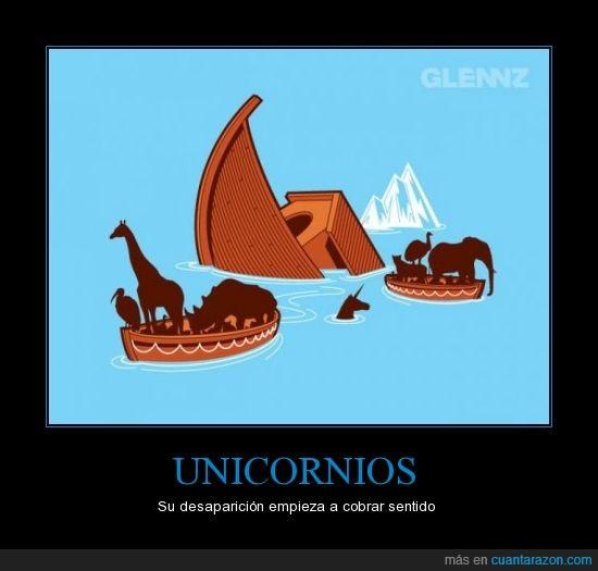animales,barco,unicornio