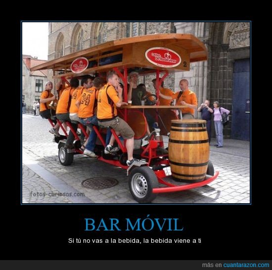 bar,beber,coche,fiesta,móvil
