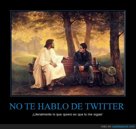 convencer,cuadro,dios,follow,follower,seguir,twitter