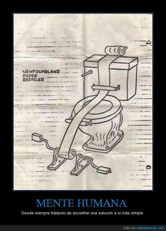 baño,papel,reciclado,reciclar,water