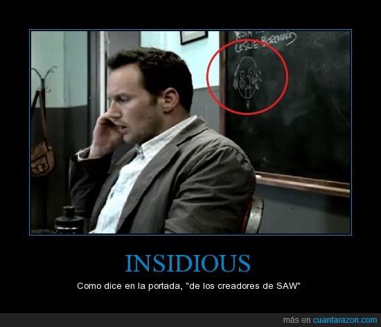 insidious,Saw