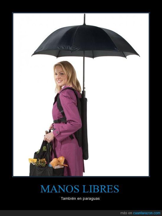 libres,manos,paraguas