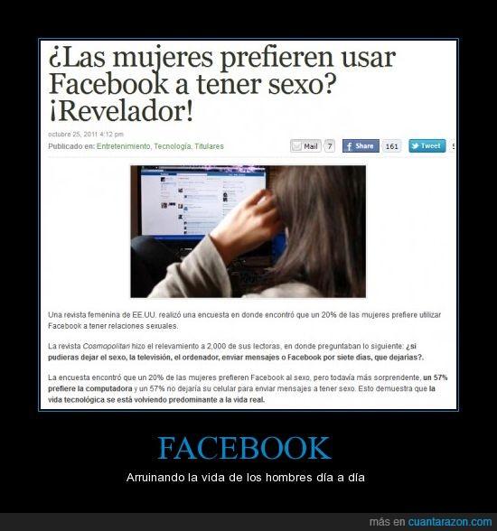 arruinar,drama,facebook,hombres,mentida,mujeres