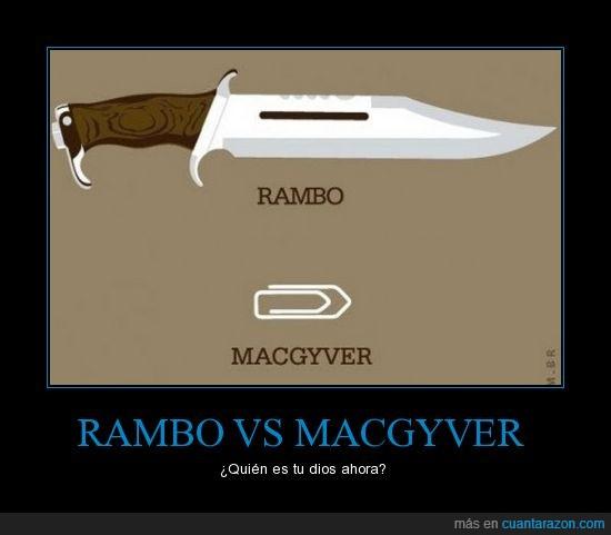 cuchillo,dios,imposible,rambo