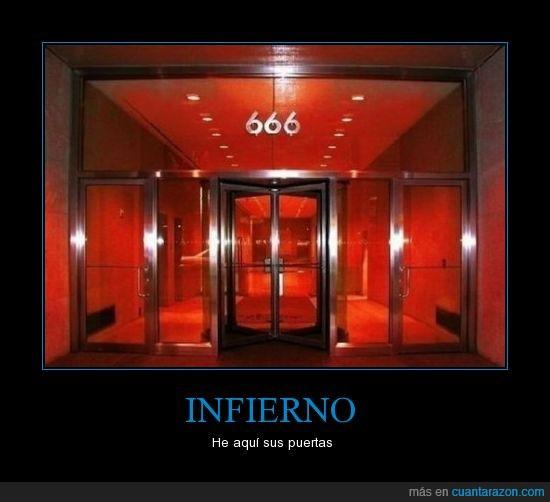 666,encontar,infierno,portal,puertas,rojo