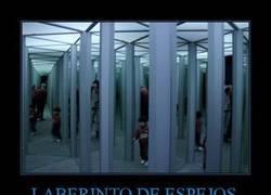 Enlace a LABERINTO DE ESPEJOS