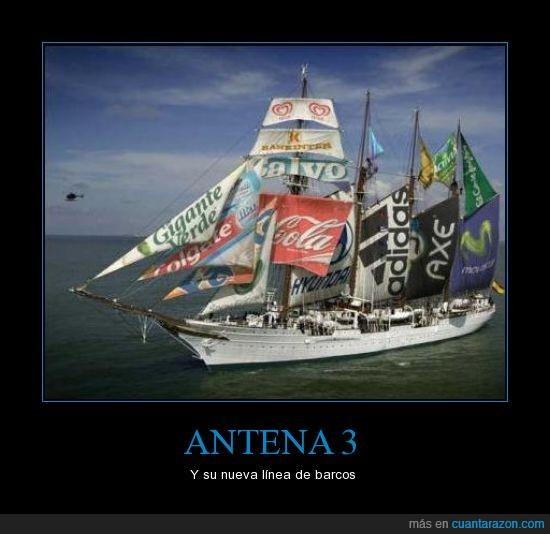 antena 3,anuncios,jodidas corporaciones
