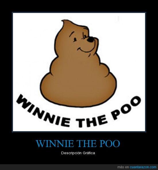 caca,winnie the poo