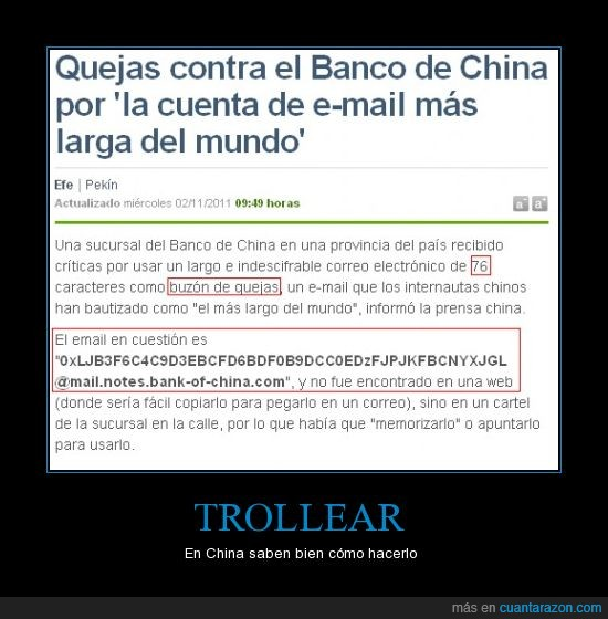 banco,china,email,quejas