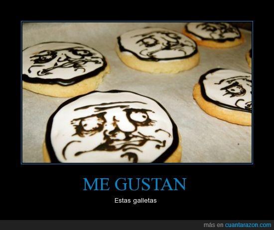 galletas,me gusta