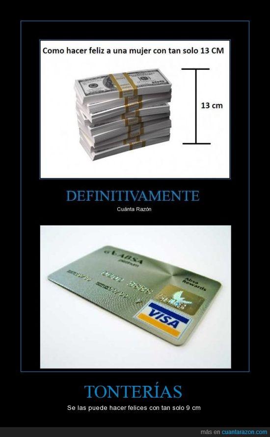 dinero,mujer,tamaño,tarjeta