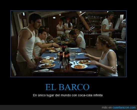 antena3,Coca-Cola,El Barco,publicidad