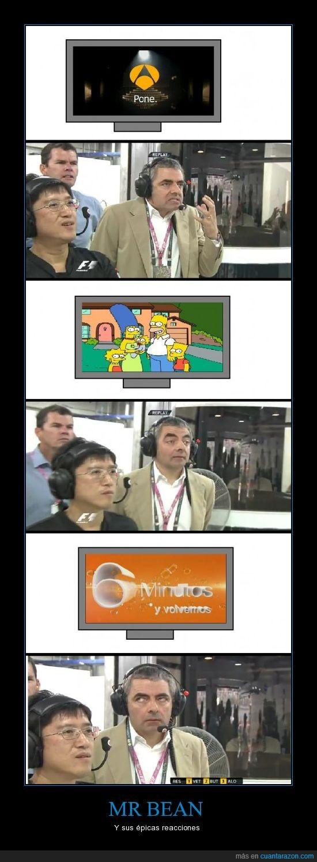 Accidente,Antena 3,Atkinson,Bean,F1,Hamilton,meme,Rowan