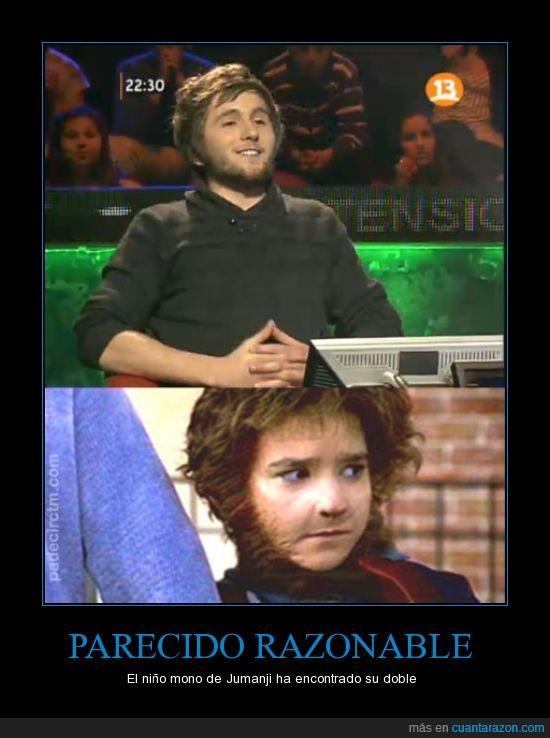 barba,igual,mono