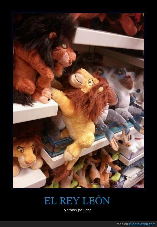 final,leon,peluches,rey leon