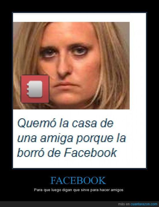 casa,facebook,loca,quemar