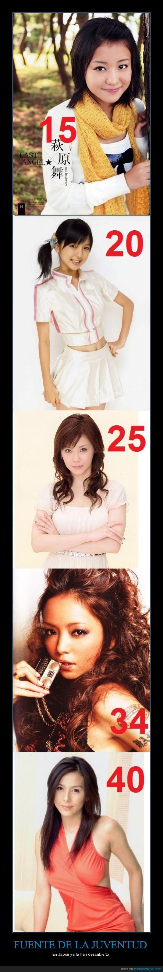 años,japon,japonesas,juventud
