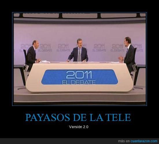 debate,elecciones,Rajoy,Rubalcaba