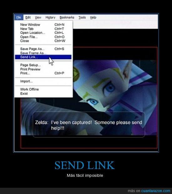 enviar,link,videojuegos,zelda