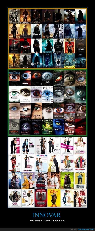 carencia,carteles,hollywood,innovar