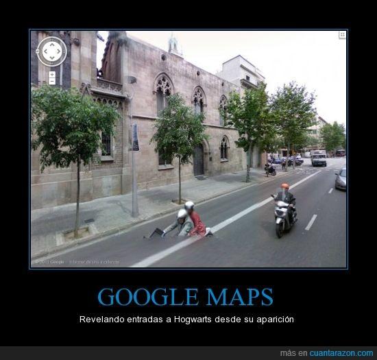 carretera,google maps,hogwarts,lol,motoristas