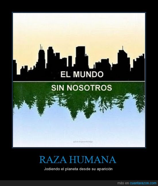 arboles,bosque,cuanta razon,ecologia,edificios,mundo,nosotros,sin,verde