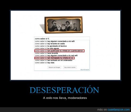CC,Desesperación,Publicar