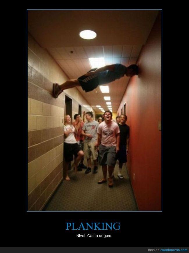 caída,extremo,planking