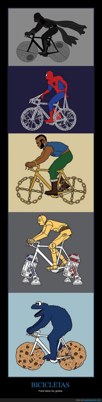 barrio sesamo,bicicletas,ma,ruedas,superheroes