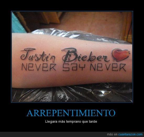 brazo,justin bieber,tatuaje