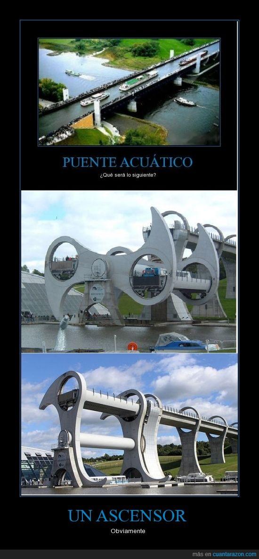barco,bote,elevador,ingeniería,puente,rio