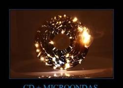 Enlace a CD + MICROONDAS