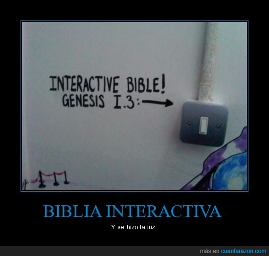 biblia,genesis,interactiva,luz