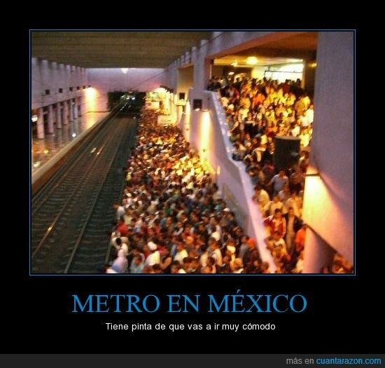 gente,metro,México,Pantitlán