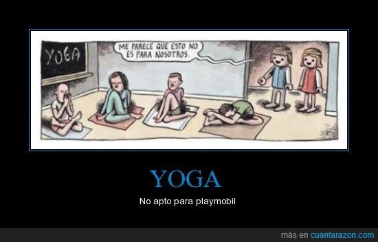 playmobil,yoga
