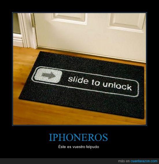 casa,desbloquear,felpudo,iphone,iphoneros