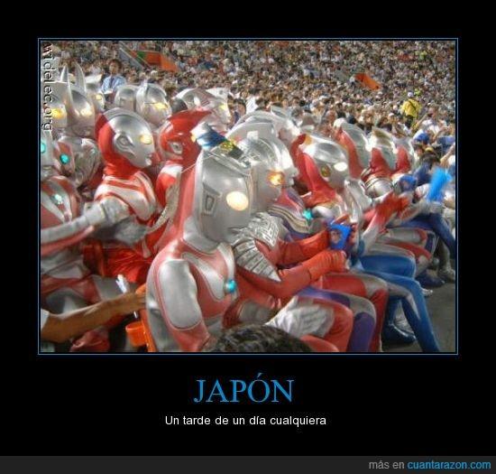 convención,japon,ultraman