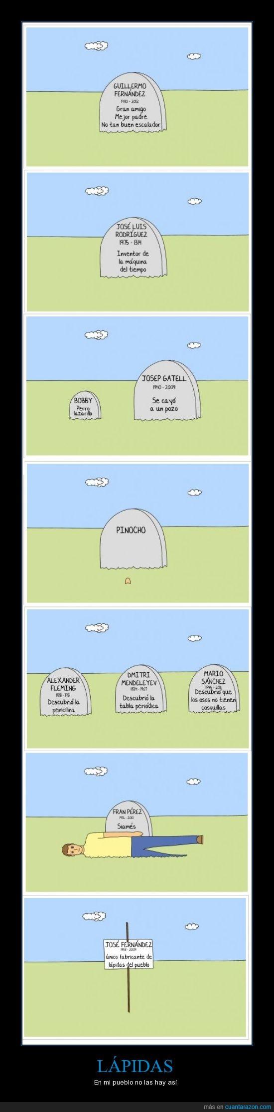 cementerio,lápidas,pueblo
