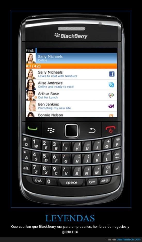 blackberry,gente lista,internet,movil,niñatas,niñatos