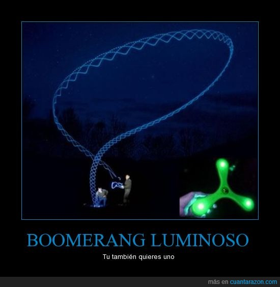 boomerang,leds,luz,querer