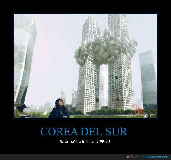 11-S,Corea,Edificios,Troll