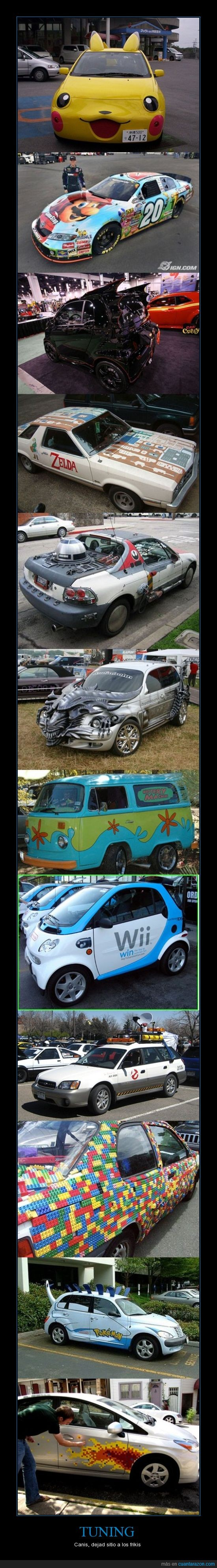 carro,friki,pokemon nintendo