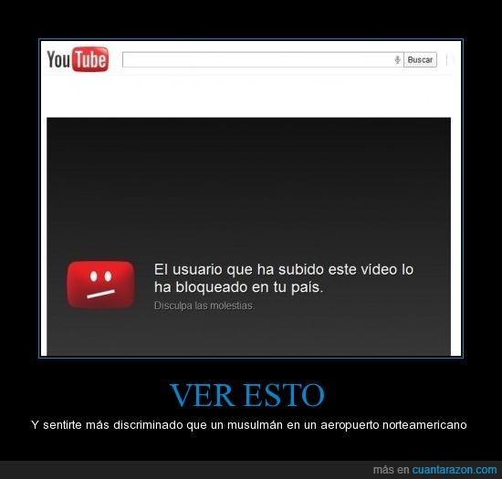 Discriminar,Latinos,YouTube
