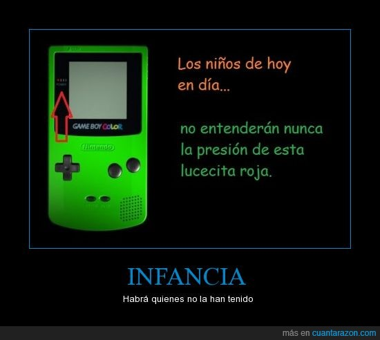 bateria,gameboy color,luz