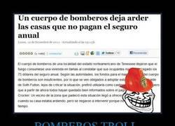 Enlace a BOMBEROS TROLL
