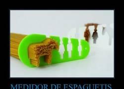 Enlace a MEDIDOR DE ESPAGUETIS